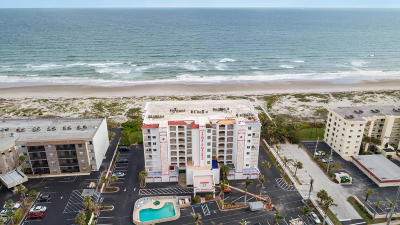 Cocoa Beach Condo For Sale: 301 N Atlantic Avenue #803