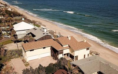 Single Family Home For Sale: 6815 S Highway A1a