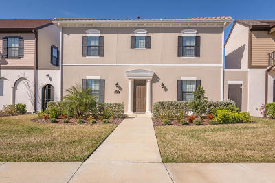 Viera Single Family Home For Sale: 2232 Rodina Drive