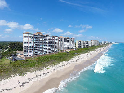 Ft. Pierce Condo Contingent: 4160 N Highway A1a #1306