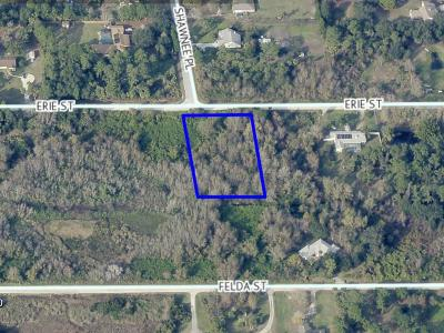 Cocoa Residential Lots & Land For Sale: 3635 Erie Street