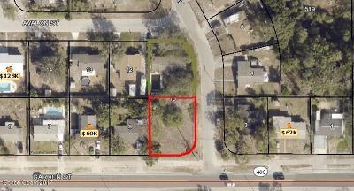 Titusville Residential Lots & Land For Sale: Garden Street