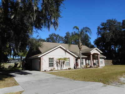 Titusville Single Family Home For Sale: 2290 Louisiana Street