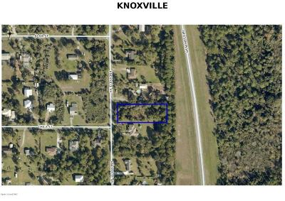 Cocoa Residential Lots & Land For Sale: 4545 S Knoxville Avenue S