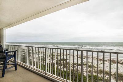 Cocoa Beach Condo For Sale: 301 N Atlantic Avenue #702