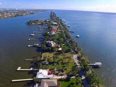 Merritt Island Single Family Home For Sale: 10780 S Tropical Trl S