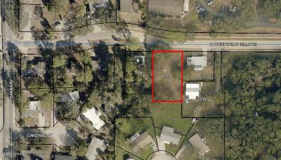 Titusville Residential Lots & Land For Sale: 1508 E Whispering Hills Road