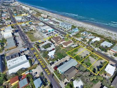 Residential Lots & Land For Sale: 150 S Atlantic Avenue #LOTS 6 &