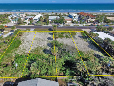 Residential Lots & Land For Sale: 158 S Atlantic Avenue #LOT 8 &