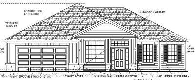 Cocoa Single Family Home For Sale: 2575 Fairfield Drive
