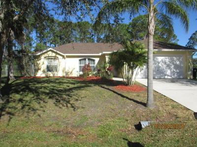 Single Family Home For Sale: 1825 SE Warton Avenue SE