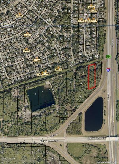 Residential Lots & Land For Sale: No Street