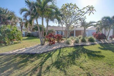 Brevard County Single Family Home For Sale: 115 Melbourne Avenue