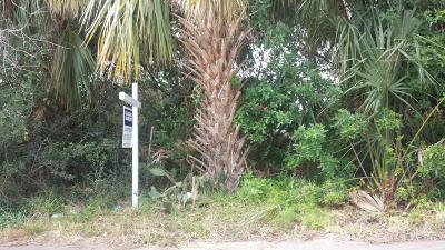 Titusville Residential Lots & Land For Sale: 1660 Elizabeth Avenue