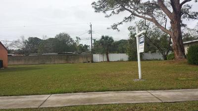 Titusville Residential Lots & Land For Sale: 1740 Elizabeth Avenue
