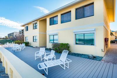 Satellite Beach Condo For Sale: 1425 Florida A1a #14