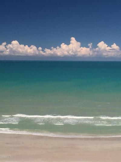 Cocoa Beach Condo For Sale: 750 N Atlantic #PENTHOUS
