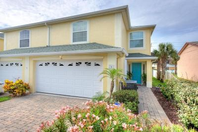 Indialantic, Indialantic, Fl, Indialantic/melbourne, Indialntic, Indian Harb Bch, Indian Harbor Beach, Indian Harbour Beach, Indiatlantic, Melbourne Bch, Melbourne Beach, Satellite Bch, Satellite Beach Townhouse For Sale: 101 Coral Way E #6