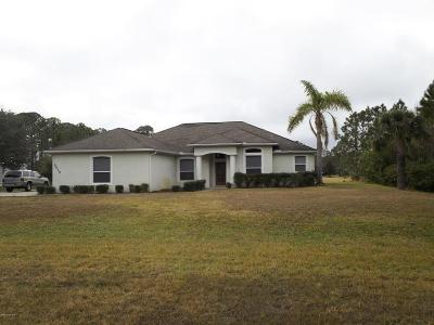 Mims Single Family Home For Sale: 5010 Fawn Lake Boulevard