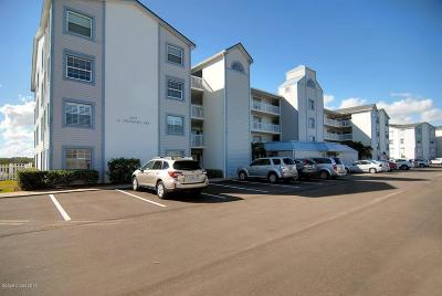 Cocoa Beach Condo For Sale: 630 S Brevard Avenue #1132