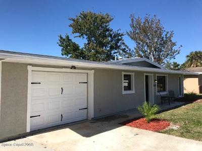 Merritt Island Single Family Home For Sale: 625 Alaska Road