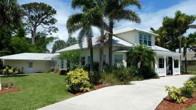 Melbourne Multi Family Home For Sale: 2250 Pineapple Avenue