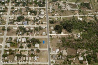 Brevard County Residential Lots & Land For Sale: 2900 Grant Street