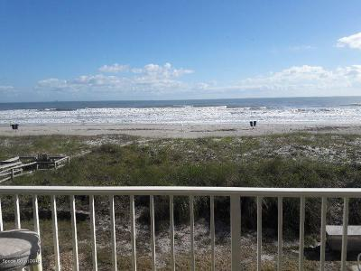 Cocoa Beach Condo For Sale: 55 S Atlantic Avenue #4-19