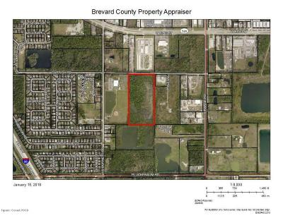 Brevard County Residential Lots & Land For Sale: Parrish Road