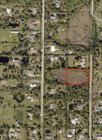Brevard County Residential Lots & Land For Sale: Xxx Waring Lane