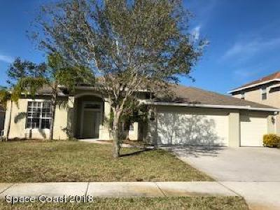 Single Family Home For Sale: 3485 Soft Breeze Circle