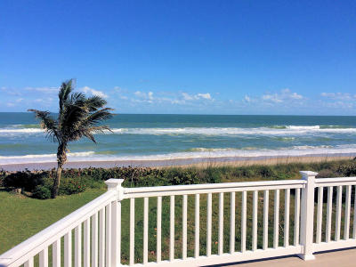 Melbourne Beach Rental For Rent: 7317 S Highway A1a