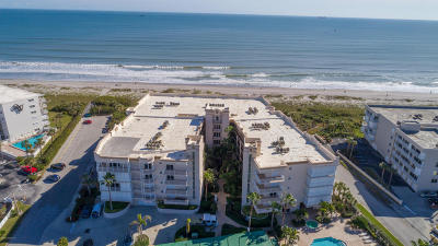 Cape Canaveral Condo For Sale: 425 Pierce Avenue #403