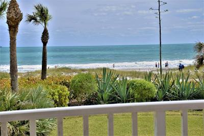 Cocoa Beach Condo For Sale: 301 N Atlantic Avenue #205