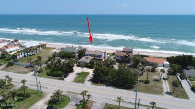 Melbourne Beach Single Family Home For Sale: 6775 S Highway A1a