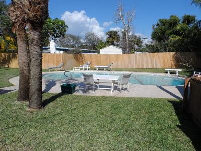 Cape Canaveral Multi Family Home Contingent: 150 Johnson Avenue #13