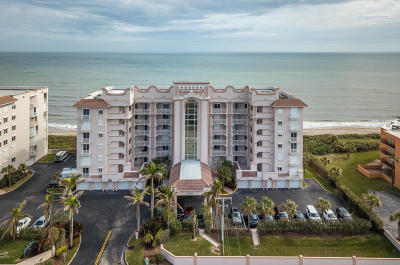 Indian Harbour Beach Condo For Sale: 2095 Highway A1a #4602
