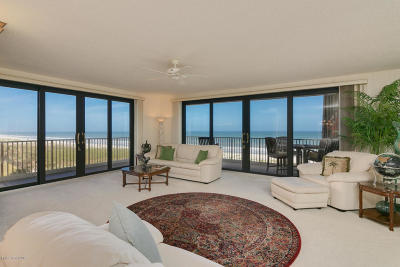 Cocoa Beach Condo For Sale: 750 N Atlantic Avenue #503