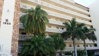 Cocoa Beach Condo Contingent: 1860 N Atlantic Avenue #405