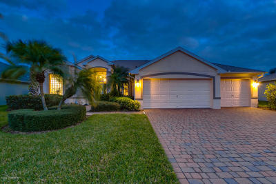 Viera Single Family Home For Sale: 2981 Camberly Circle