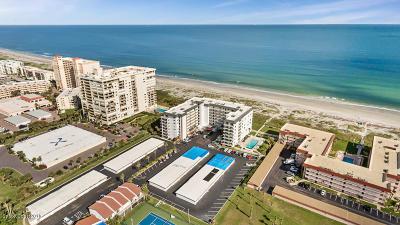 Cocoa Beach Condo For Sale: 650 N Atlantic Avenue #111