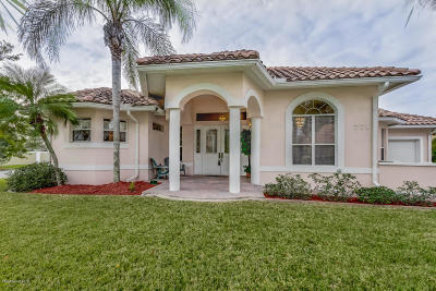 Titusville Single Family Home For Sale: 771 Florencia Circle