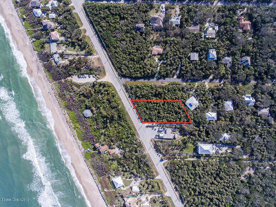 Melbourne Beach Residential Lots & Land For Sale: 9040 Highway A1a