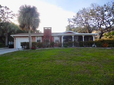Palm Bay Single Family Home For Sale: 1434 NE Anglers Drive