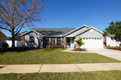 Titusville Single Family Home For Sale: 2522 Katherine Court
