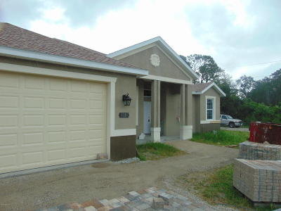 Single Family Home For Sale: 5038 Bridge Road