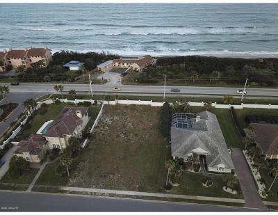 Melbourne Beach Residential Lots & Land Contingent: 203 Loggerhead Drive