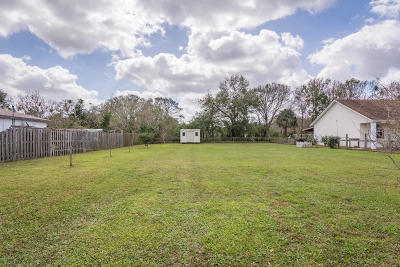 Titusville Residential Lots & Land For Sale: Merry Lane