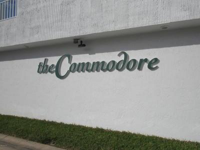 Cocoa Beach Condo For Sale: 1750 Commodore Boulevard #2-405