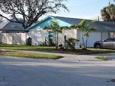 Cape Canaveral Single Family Home For Sale: 340 Madison Avenue